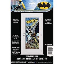 Door Poster-Batman-2.25ftx5ft