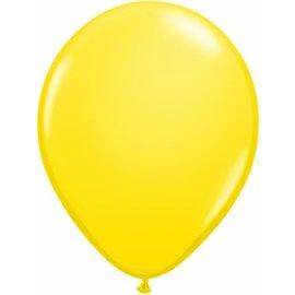 "Latex Balloon-Yellow-1pkg-11"""