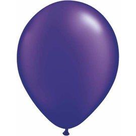 "Latex Balloon-Pearl Quartz Purple-1pkg-11"""