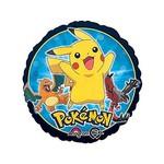 "Foil Balloon - Pokemon - 18"""