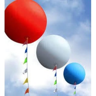 Balloon - Cloudbuster 8ft (Helium Included) - 1pc