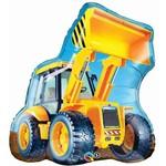 Foil Balloon-Supershape-Construction Loading Truck