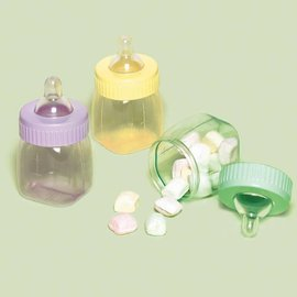 Favour Containers-Baby Bottles-6pk