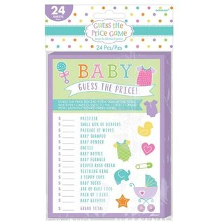 Baby-Guess The Price Game-24pcs