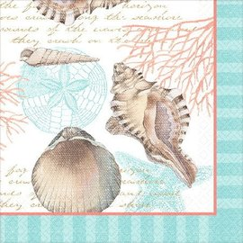 Napkins-LN-By The Sea-16pk (Discontinued)