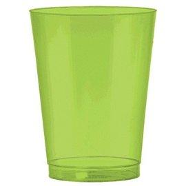 Plastic Clear Kiwi Cups-72pk-10oz