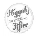 """Foil Balloon - Happily Ever After - 17"""""""
