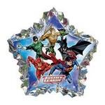 """Foil Balloon - Justice League - 42"""""""