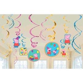 Swirl Decoration-Peppa Pig