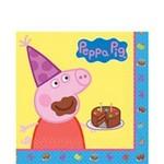 Napkins - LN - Peppa Pig - 16pkg - 2ply