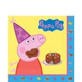 Luncheon Napkins-Peppa Pig