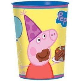 Plastic Cups-Peppa Pig
