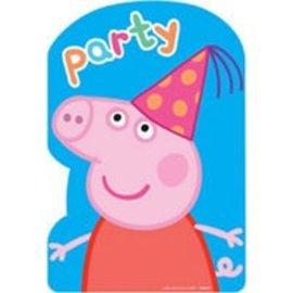 Invitations-Peppa Pig