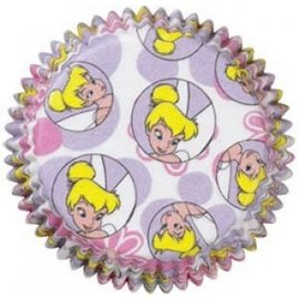 Baking Cups - Tinker Bell - 50pc