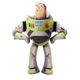 "Foil Balloon - Buzz Lightyear - 40"" X 53"""