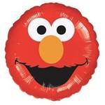 """Foil Balloon - Elmo - 17"""""""