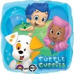 "Foil Balloon - Bubble Guppies - 17"""