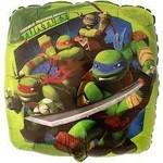"""Foil Balloon - Teenage Mutant Ninja Turtles - 17"""""""
