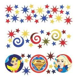 Confetti - DC Superhero Girls