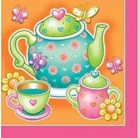 Napkins - LN - Tea For You - 16pc (Discontinued/Final sale)