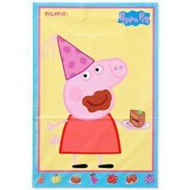 Loot Bag-Peppa Pig