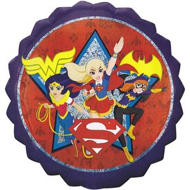 Foil Balloon-Supershape-Supergirls Holographic