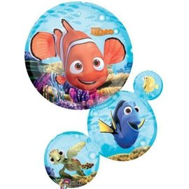 Foil Balloon-Suprshape-4pc-Finding Nemo