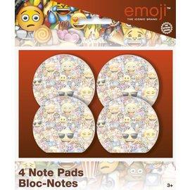 Emoji-Note Pads (4pc)