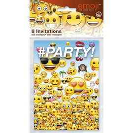Emoji Invitations
