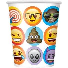 Emoji-Paper Cups (8pc)