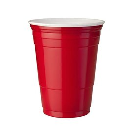 Cups Red Solo 16 OZ. 50PK