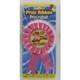My 2nd Birthday Ribbon