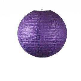 "Paper Lantern-Purple 16"""