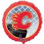 """Foil Balloon-Calgary Flames 18"""""""