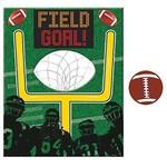 Football Disc Toss Game
