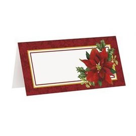 Christmas Place Cards 16pk
