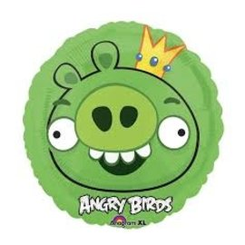 Foil Balloon - Angry Birds - 18in.