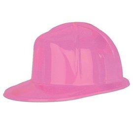 Hat Construction - Plastic Pink