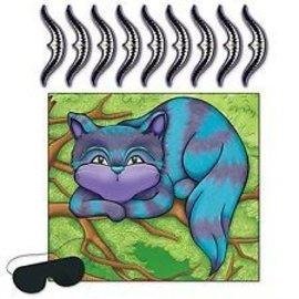 Alice In Wonderland - Cheshire Cat Game 11pk