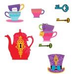 Cutouts - LG - Mad Tea Party