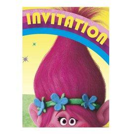 Invitations- Trolls