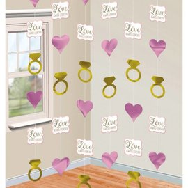 String Decorations-Love Always and Forever
