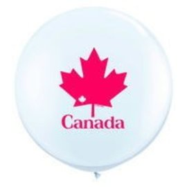 "Latex Balloon-36"" Round Canada"