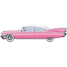 Jointed 50's Cruisin' Car