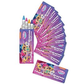 Crayons-Shimmer and Shine