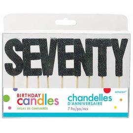 Candles-Seventy