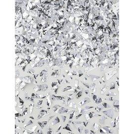 Foil Confetti - Silver-1.5oz