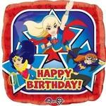 "Foil Balloon - DC Super Super Hero 18"""