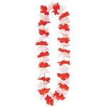 Canada Day Flower Leis