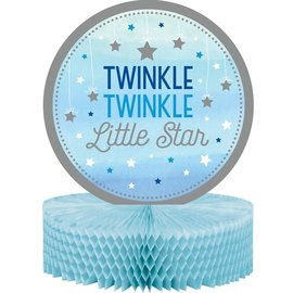Centerpiece - Twinkle Little Star Blue